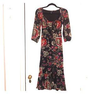 H&M Floral Dress - US Size 4